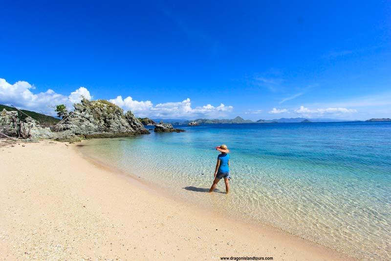 Bidadari Beach