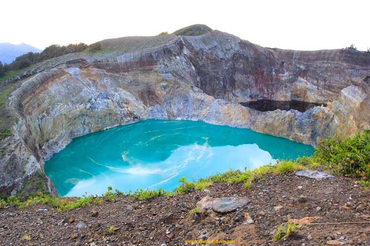 Kelimutu Crater Lake