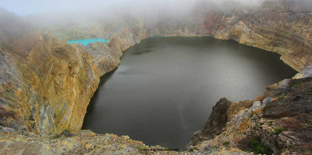 Kelimutu Crater Lake 1